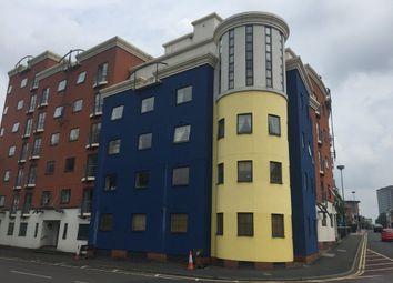 Thumbnail 1 bed flat to rent in Sheepcote Street, Edgbaston, Birmingham