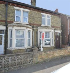 Thumbnail 3 bedroom terraced house for sale in Burmer Road, Peterborough