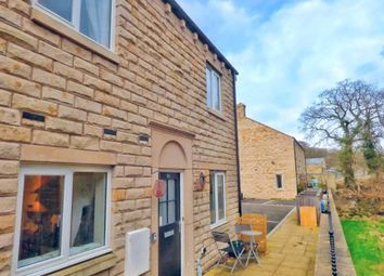 Thumbnail 2 bedroom end terrace house for sale in Woodland View, Thongsbridge, Holmfirth