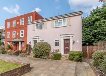 Thumbnail 2 bed terraced house to rent in Belgrave Close, Hersham, Walton-On-Thames