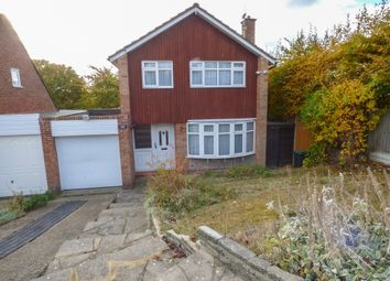 Thumbnail 3 bed detached house for sale in Biddenden Way, Istead Rise, Gravesend