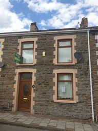 Thumbnail 3 bedroom terraced house for sale in Llewellyn Street, Gilfach, Bargoed