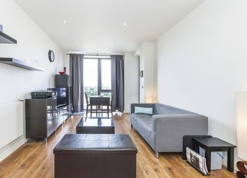 Thumbnail 1 bed flat to rent in Lighterman Point, New Village Avenue, London