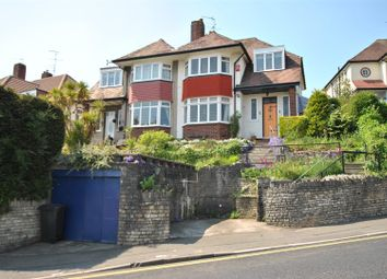 Thumbnail 3 bed semi-detached house for sale in Wells Road, Whitchurch, Bristol