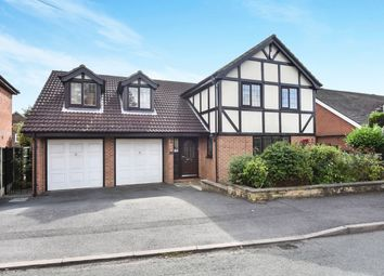 Thumbnail 5 bed detached house for sale in Arlington Road, Littleover, Derby