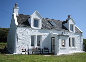 Thumbnail 2 bed detached house for sale in 8 Herbusta, Kilmuir, Isle Of Skye