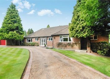 Thumbnail 4 bed detached bungalow for sale in Highland Road, Badgers Mount, Sevenoaks, Kent