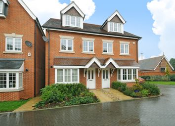 Thumbnail 4 bed terraced house to rent in Englefield Close, Englefield Green, Egham