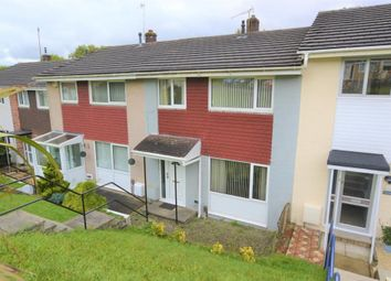 Thumbnail 3 bedroom terraced house for sale in Bradford Close, Plymouth, Devon
