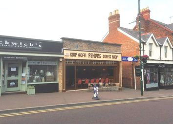 Thumbnail Restaurant/cafe for sale in Prestatyn LL19, UK