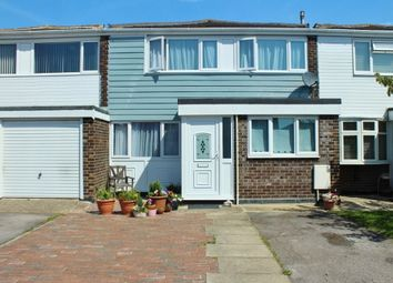 Thumbnail 4 bedroom terraced house for sale in Moat Drive, Gosport