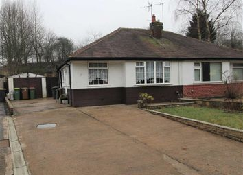 Thumbnail 2 bed semi-detached bungalow for sale in Melrose Avenue, Fulwood, Preston