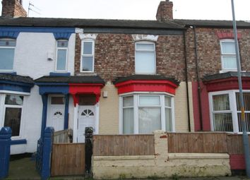 Thumbnail 2 bedroom terraced house for sale in 19 Oxford Road, Thornaby, Stockton-On-Tees, Cleveland