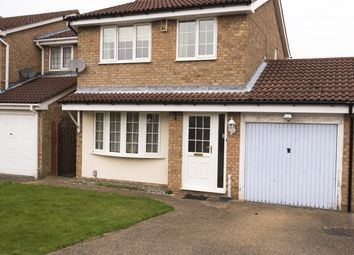 Thumbnail 3 bed detached house to rent in Spey Close, Wellingborough