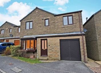 Thumbnail 4 bed detached house to rent in Bayfield Close, Hade Edge, Holmfirth