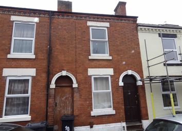 Thumbnail 2 bedroom terraced house for sale in Bainbrigge Street, Derby
