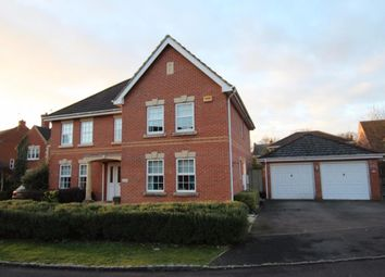 Thumbnail 5 bed detached house for sale in Arborfield, Reading