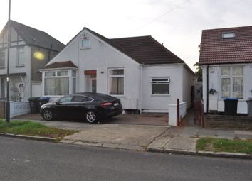 Thumbnail 4 bed bungalow for sale in Rugby Avenue, Wembley, Middlesex
