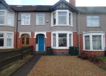 Thumbnail 4 bed terraced house to rent in Allesley Old Road, Coventry