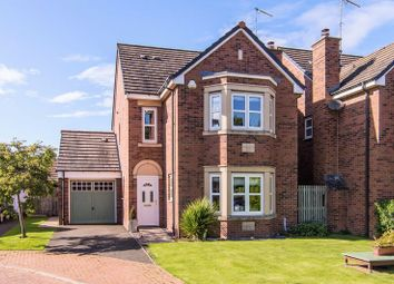 Thumbnail 4 bed detached house for sale in 33 Kellie Place, Dunbar, East Lothian