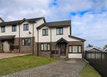 Thumbnail 3 bed end terrace house for sale in Croit-E-Quill Close, Laxey, Isle Of Man