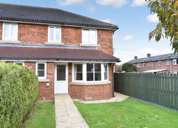 Thumbnail 3 bed end terrace house to rent in Skipton Court, Skipton Road, Harrogate