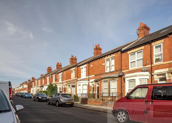Thumbnail 3 bed terraced house for sale in Biddlestone Road, Newcastle Upon Tyne