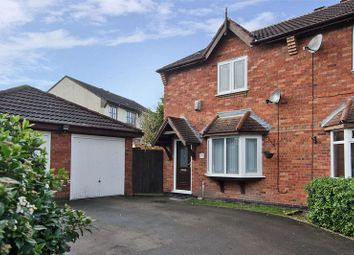Thumbnail 3 bed semi-detached house to rent in Lovatt Place, Cannock