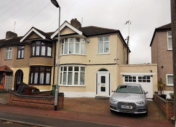 Thumbnail 3 bedroom end terrace house to rent in Dereham Road, Barking, Upney