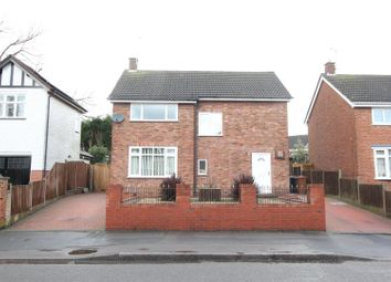 Thumbnail 3 bed detached house for sale in Southfield Road, Burbage, Hinckley