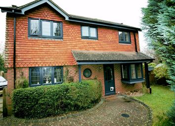 Thumbnail 4 bed detached house for sale in Starrs Mead, Battle