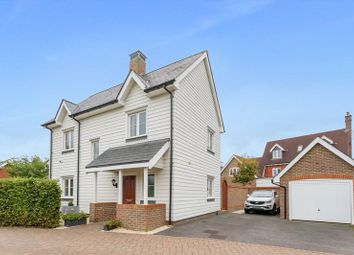 Thumbnail 3 bed detached house for sale in Wakeford Lane, Broadbridge Heath, West Sussex