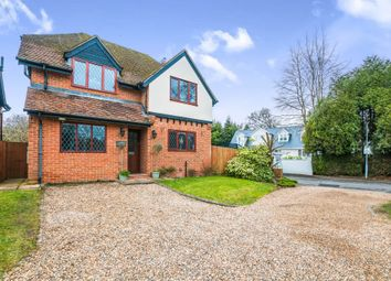 Thumbnail 4 bed detached house for sale in Cliveden Mead, Maidenhead