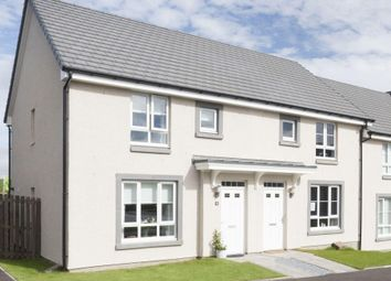 "Thumbnail 3 bedroom terraced house for sale in ""Forbes 1"" at Mugiemoss Road, Bucksburn, Aberdeen"