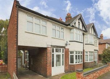 Thumbnail 4 bed semi-detached house to rent in Exton Road, Sherwood, Nottinghamshire