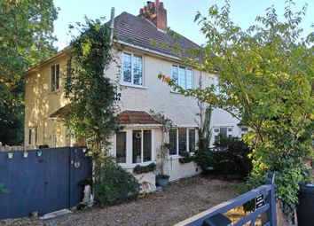 Thumbnail 3 bed semi-detached house for sale in Church Road, Lower Parkstone, Poole