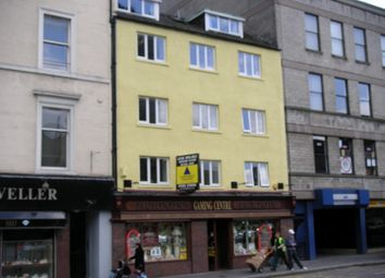 Thumbnail Studio to rent in Malthouse Apartments - 58 Nethergate, City Centre, Dundee