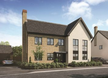 "Thumbnail 5 bed property for sale in ""The Constable"" at The Furlong, Downs Road, Standlake, Witney"