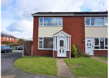 Thumbnail 2 bed end terrace house for sale in Colliery Road, Wrexham