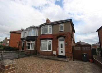 Thumbnail 3 bed semi-detached house for sale in North Road, Darlington