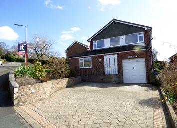 Thumbnail 4 bed detached house for sale in Thornway, High Lane, Stockport
