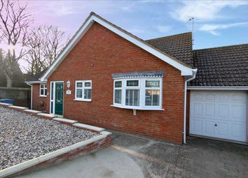 Thumbnail 3 bed detached bungalow for sale in Pheasant Rise, Copdock, Ipswich, Suffolk