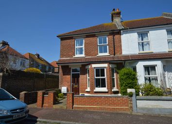 Thumbnail 2 bed end terrace house for sale in Birling Street, Eastbourne