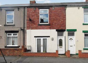Thumbnail 2 bed terraced house for sale in Hallgarth Terrace, Ferryhill