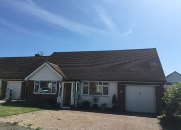 Thumbnail 4 bedroom bungalow for sale in Kingsmead Walk, Seaford
