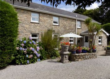 Barriper, Camborne, Cornwall TR14. 3 bed detached house