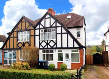 Thumbnail 4 Bed Semi Detached House For Sale In Belham Road Kings Langley