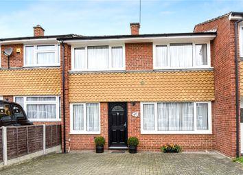 Thumbnail 3 bed terraced house for sale in Savay Close, Denham, Buckinghamshire