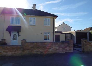 Thumbnail 3 bed semi-detached house for sale in Austin Rise, Leicester, Leicestershire