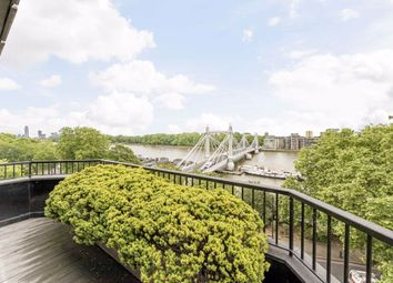 4 bed flat for sale in Cheyne Walk, London SW3